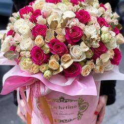 January emotions in a luxury bouquet of flowers Buchetino❤️ Order🌐: www.buchetino.ro Call ☎️: 0720701701 Shop🏠: Mircea Voda