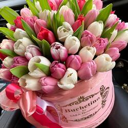 Even though it is autumn, tulips are the favorite flowers of women🌷  Order🌐: www.buchetino.ro Call ☎️: 0720701701 Shop🏠: Mircea Voda 34