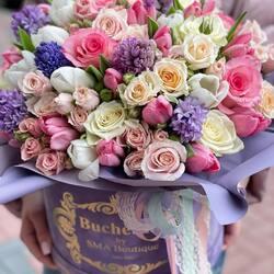 Embrace spring with a bouquet of Buchetino flowers🤍💗  Order🌐: www.buchetino.ro Call ☎️: 0720701701 Shop🏠: Mircea Voda 34